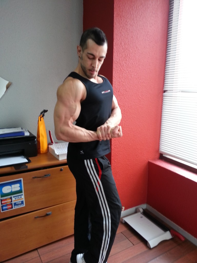 Biceps cage 2